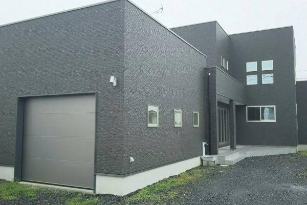 10/13(土)・14(日) ガレージのあるモダンデザインの家 完成現場勉強会開催!!